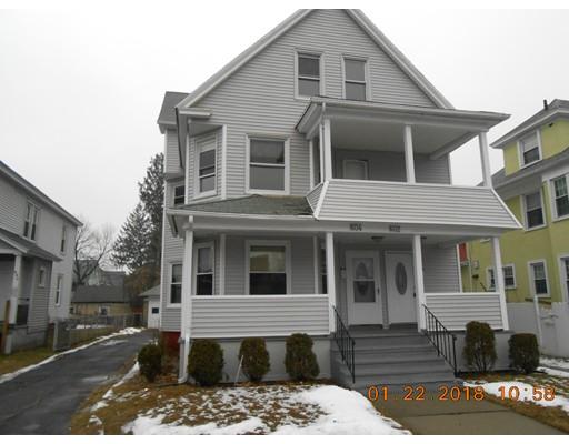 Многосемейный дом для того Продажа на 602 Dickinson Street 602 Dickinson Street Springfield, Массачусетс 01108 Соединенные Штаты