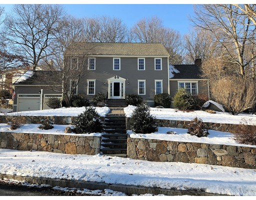 Single Family Home for Sale at 63 Grover Road 63 Grover Road Ashland, Massachusetts 01721 United States