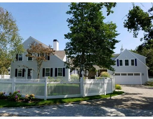 独户住宅 为 销售 在 8 Park Place 8 Park Place 巴恩斯特布, 马萨诸塞州 02601 美国