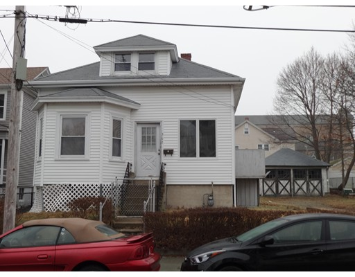 Single Family Home for Sale at 362 Ames Street 362 Ames Street Fall River, Massachusetts 02721 United States