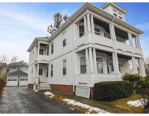Multi-Family Home for Sale at 31 Holland Avenue 31 Holland Avenue Pawtucket, Rhode Island 02860 United States