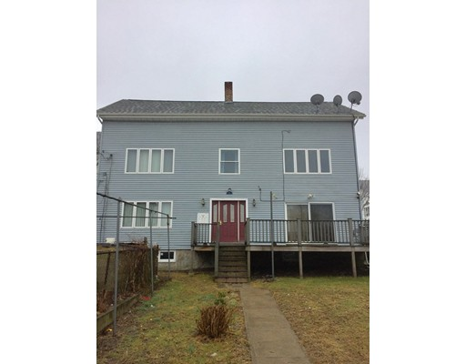 Single Family Home for Rent at 71 Branch Street 71 Branch Street Fall River, Massachusetts 02721 United States