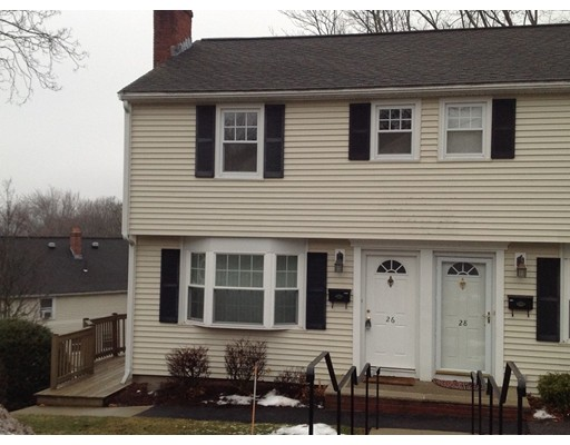 Condominio por un Venta en 26 Rockaway #26 26 Rockaway #26 Arlington, Massachusetts 02474 Estados Unidos