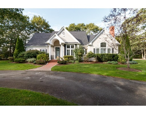 Частный односемейный дом для того Продажа на 1 Groundcover Lane 1 Groundcover Lane Sandwich, Массачусетс 02563 Соединенные Штаты