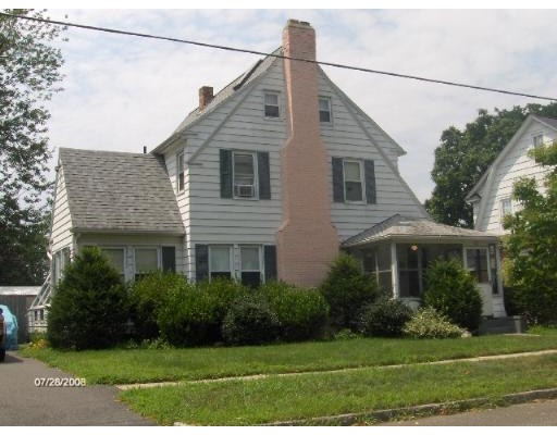 Single Family Home for Sale at 136 Melha Avenue Springfield, Massachusetts 01104 United States