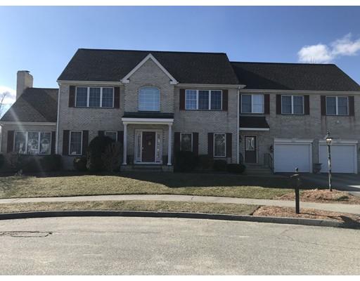 Maison unifamiliale pour l Vente à 31 Blackthorn Drive 31 Blackthorn Drive Worcester, Massachusetts 01609 États-Unis