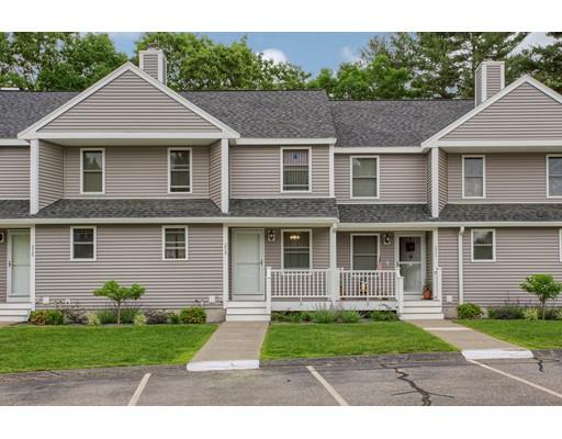 共管式独立产权公寓 为 销售 在 213 Bayberry Hill Lane Leominster, 01453 美国