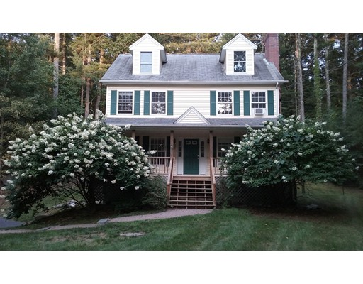Single Family Home for Rent at 550 Old Harvard Road 550 Old Harvard Road Boxborough, Massachusetts 01719 United States
