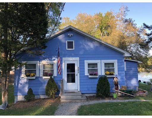 独户住宅 为 销售 在 285 Plain Street 285 Plain Street Mansfield, 马萨诸塞州 02048 美国