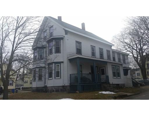Multi-Family Home for Sale at 109 Cushing Street 109 Cushing Street Waltham, Massachusetts 02453 United States