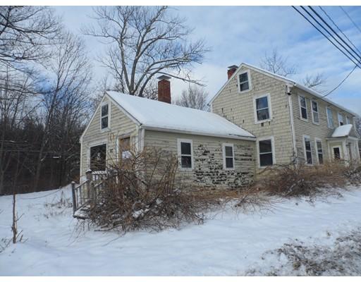 独户住宅 为 销售 在 95 South Road 95 South Road Ashby, 马萨诸塞州 01431 美国