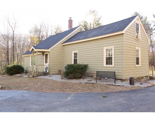 独户住宅 为 销售 在 88 RAMSHORN ROAD 88 RAMSHORN ROAD Charlton, 马萨诸塞州 01507 美国