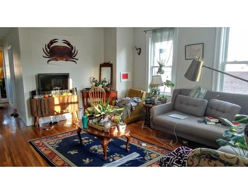 تاون هاوس للـ Rent في 202 Elm St #2 202 Elm St #2 Somerville, Massachusetts 02140 United States