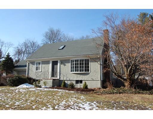 Single Family Home for Sale at 50 Skelton Road 50 Skelton Road Burlington, Massachusetts 01803 United States