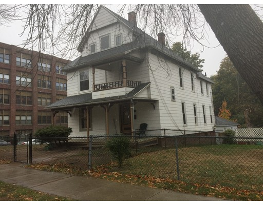 Multi-Family Home for Sale at 180 Sargeant Street 180 Sargeant Street Holyoke, Massachusetts 01040 United States