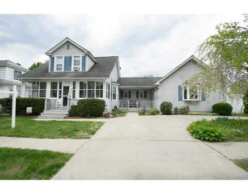独户住宅 为 销售 在 78 Superior Avenue Springfield, 马萨诸塞州 01151 美国