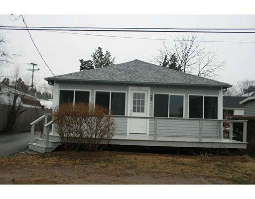 Casa Unifamiliar por un Alquiler en 39 Off Boundary Street #1 39 Off Boundary Street #1 Kingston, Massachusetts 02364 Estados Unidos