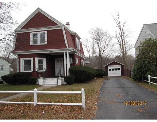 Single Family Home for Sale at 380 West Main Street 380 West Main Street Avon, Massachusetts 02322 United States
