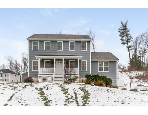 Single Family Home for Sale at 7 Brandywine Lane 7 Brandywine Lane Shirley, Massachusetts 01464 United States