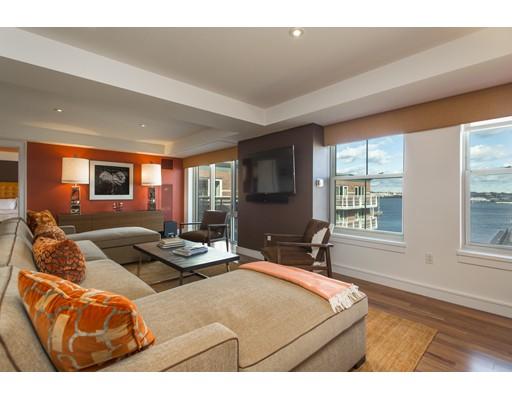 独户住宅 为 出租 在 2 Battery Wharf 波士顿, 马萨诸塞州 02109 美国