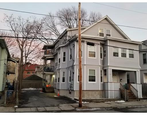 多户住宅 为 销售 在 126 Sanborn Street 126 Sanborn Street Lawrence, 马萨诸塞州 01843 美国