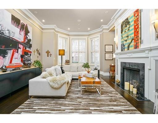 コンドミニアム のために 売買 アット 169 Marlborough Street 169 Marlborough Street Boston, マサチューセッツ 02116 アメリカ合衆国