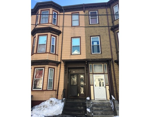 Multi-Family Home for Sale at 113 Eutaw 113 Eutaw Boston, Massachusetts 02128 United States