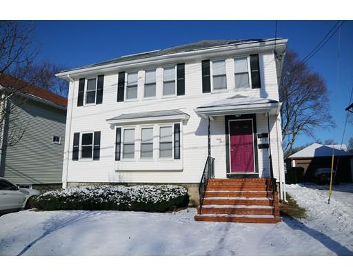 Casa Multifamiliar por un Venta en 63 Century Street 63 Century Street Medford, Massachusetts 02155 Estados Unidos