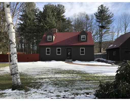 Casa Unifamiliar por un Venta en 88 Mechanic Street 88 Mechanic Street Amherst, Massachusetts 01002 Estados Unidos