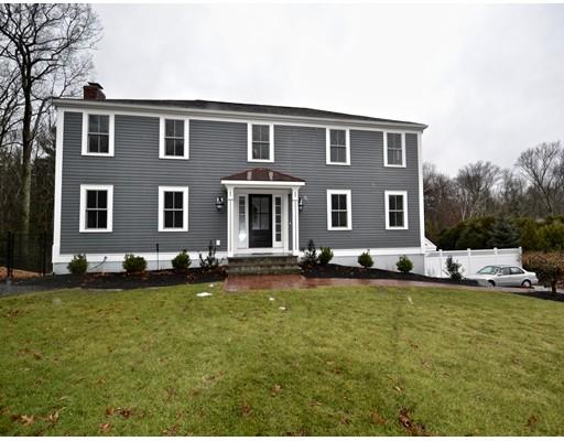 一戸建て のために 売買 アット 49 Wanders Drive 49 Wanders Drive Hingham, マサチューセッツ 02043 アメリカ合衆国