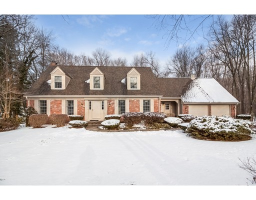 Single Family Home for Sale at 12 Cross Meadow Road 12 Cross Meadow Road East Longmeadow, Massachusetts 01028 United States