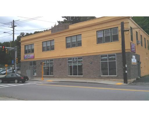 商用 为 出租 在 486 Chestnut Street 486 Chestnut Street Gardner, 马萨诸塞州 01440 美国