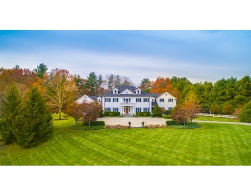 Single Family Home for Sale at 287 Westford Road 287 Westford Road Concord, Massachusetts 01742 United States