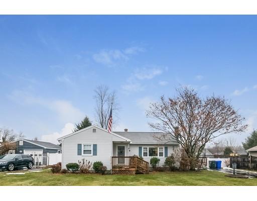 Частный односемейный дом для того Продажа на 30 Rachael Street 30 Rachael Street Springfield, Массачусетс 01129 Соединенные Штаты