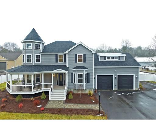 Частный односемейный дом для того Продажа на 1158 West Street 1158 West Street Stoughton, Массачусетс 02072 Соединенные Штаты