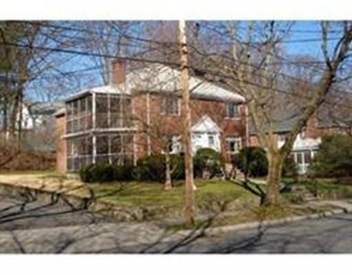 Apartamento por un Alquiler en 113 Withington #113 113 Withington #113 Newton, Massachusetts 02460 Estados Unidos