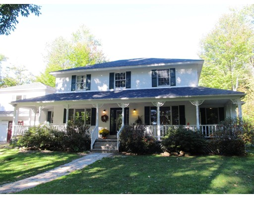Single Family Home for Sale at 345 Scoby Road 345 Scoby Road Francestown, New Hampshire 03043 United States