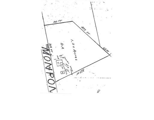 Land for Sale at 266 Monponsett Street Halifax, 02338 United States