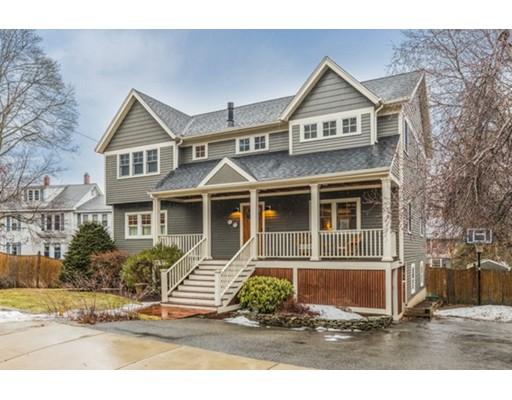 Single Family Home for Sale at 45 Orris Street 45 Orris Street Melrose, Massachusetts 02176 United States