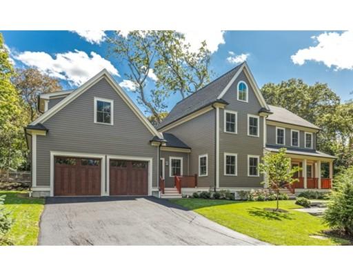 Appartement en copropriété pour l Vente à 280 Central Street #A 280 Central Street #A Newton, Massachusetts 02466 États-Unis