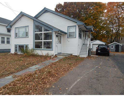 Single Family Home for Rent at 168 East Elm Avenue Quincy, Massachusetts 02170 United States