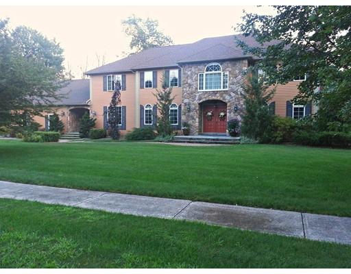 Maison unifamiliale pour l Vente à 18 Stone Post Road 18 Stone Post Road Salem, New Hampshire 03079 États-Unis