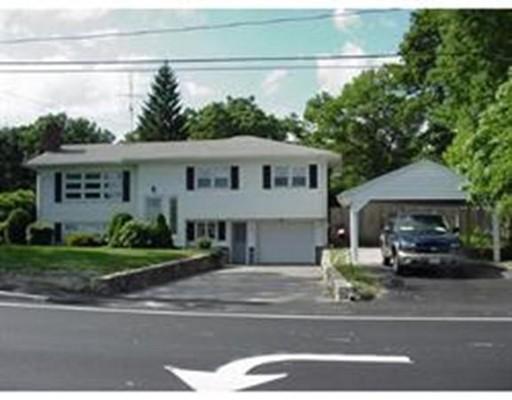 Частный односемейный дом для того Аренда на 145 Blackstone St #0 145 Blackstone St #0 Bellingham, Массачусетс 02019 Соединенные Штаты