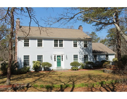Частный односемейный дом для того Продажа на 23 Ploughed Neck 23 Ploughed Neck Sandwich, Массачусетс 02537 Соединенные Штаты