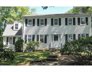 36 Bradyll Road  is a similar property to 1 Rolling Ln  Weston Ma
