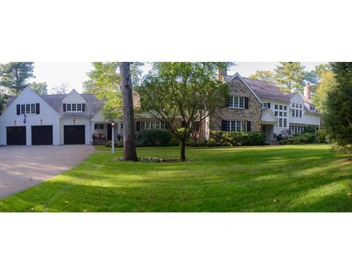 Частный односемейный дом для того Продажа на 27 Livingston Road 27 Livingston Road Wellesley, Массачусетс 02482 Соединенные Штаты
