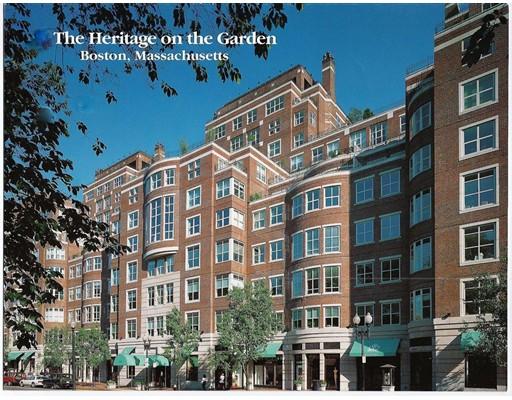 Condominio por un Alquiler en 300 Boylston St #505 300 Boylston St #505 Boston, Massachusetts 02116 Estados Unidos