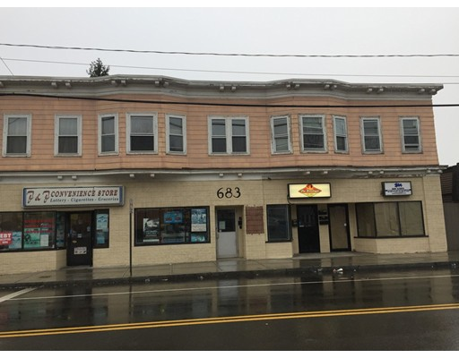 Commercial for Sale at 681 N Main Street 681 N Main Street Brockton, Massachusetts 02301 United States