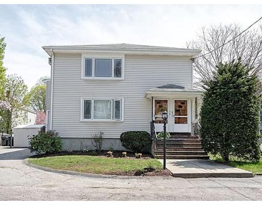 Single Family Home for Rent at 79 Hawthorne Street Belmont, Massachusetts 02453 United States