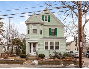 84 Pleasant St  is a similar property to 68 Winthrop  Quincy Ma